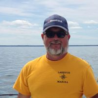 Captain Jim Mitchell, Erie Angler Charters